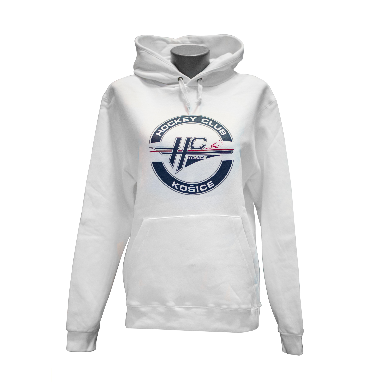 7898fea43f41 Mikina Basic Logo White - FanShop HC Košice