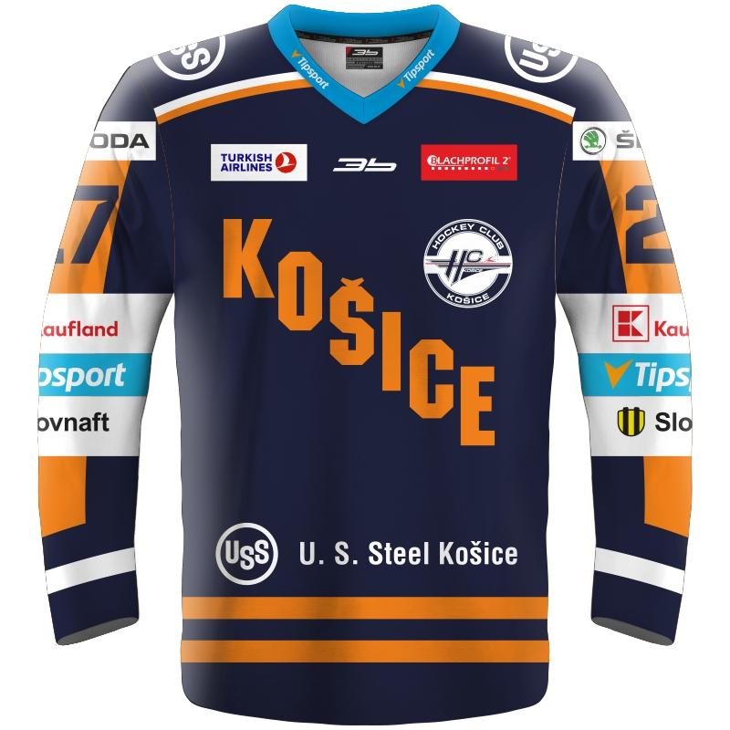 e2d8b04a1ddd Dres 2018 2019 Replika - FanShop HC Košice